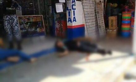Ejecutan a una persona en el centro de Acayucan