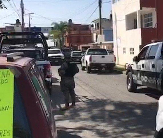 Asesinan a mujer en el interior de la universidad Valladolid en Las Trancas