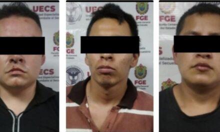 Detienen UECS a probables secuestradores y rescata a victima