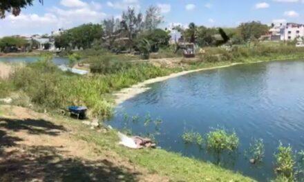 Encuentran hombre sin vida en laguna La Ilusión en el puerto de Veracruz