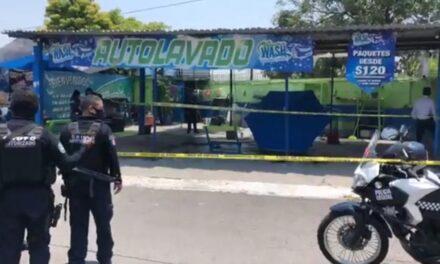 Empleado de Auto Lavado perdió la vida, tras recibir una descarga eléctrica en el puerto de Veracruz