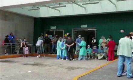 Fallece enfermero de IMSS de Orizaba, presentó síntomas de covid-19