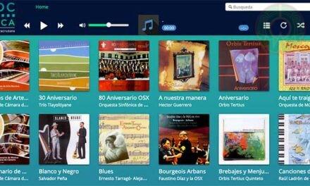 UV presentó la plataforma virtual DGDC Música