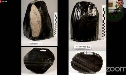 Mesoamérica fue la meca de la obsidiana: arqueólogos