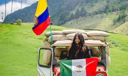 Pese a Covid-19, movilidad en Colombia fue una gran experiencia: Jacquelin Sánchez