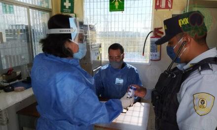 Realiza IPAX examen Antidoping a policías