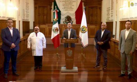 Ordena gobernador de Veracruz dispersar 276 mdp del Fondo de Estabilización de Ingresos a municipios