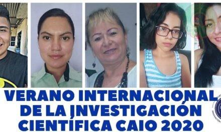 FCA-Coatza participó en el II Verano Internacional de Investigación Científica