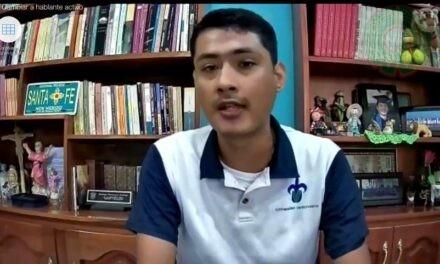 Realizar ejercicio físico durante la pandemia es vital: Santiago Castaneyra
