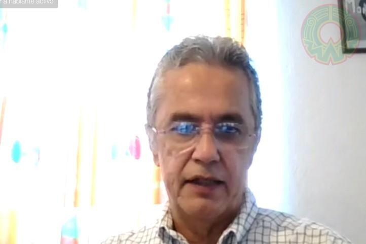Ángel Antonio Fernández Montiel, coordinador de Cooperación Académica