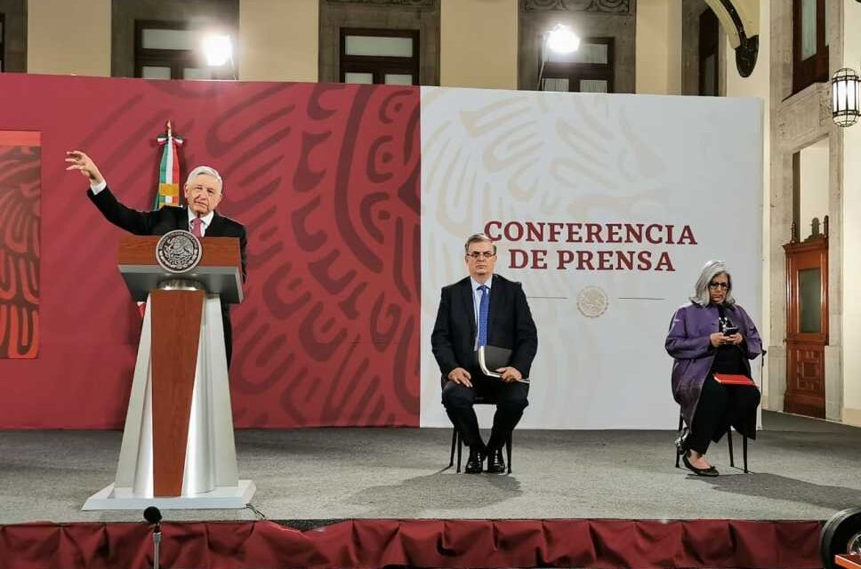 T-MEC abre una nueva etapa comercial para México: AMLO  AMLO mañanera
