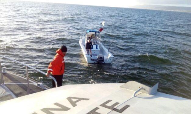 Personal de SEMAR rescata a más de 800 personas en lo que va de la administración