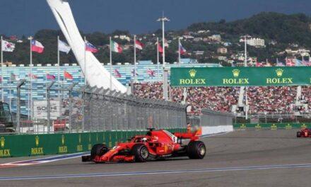 Fórmula 1 agrega Grandes Premios de Toscana y Rusia al calendario actual Ambas carreras se llevarán a cabo en septiembre y se suman a las ocho que ya estaban programadas para esta temporada