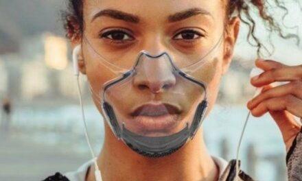 Cubrebocas transparentes, para protegerte del covid-19 y verte bien a la vez