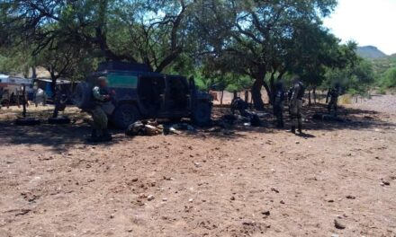 Detienen a civiles armados con carros blindados en Magdalena