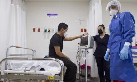 México busca ser autosuficiente en equipo básico Gobierno presenta ventiladores para atender COVID-19