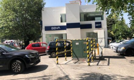 Asalto a banco en Tlalnepantla deja un herido