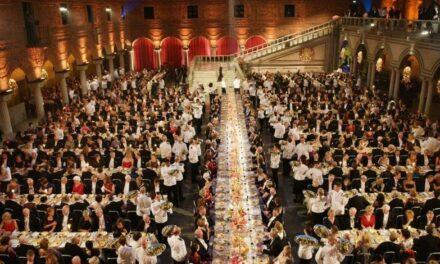 Los Premios Nobel cancelan su tradicional banquete por la COVID-19