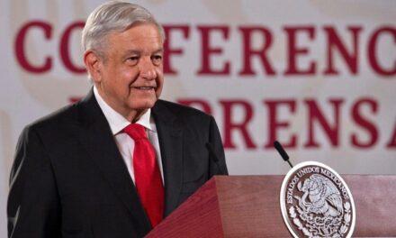 Confirma AMLO que Jiménez Espriú está inconforme por control de Semar en puertos