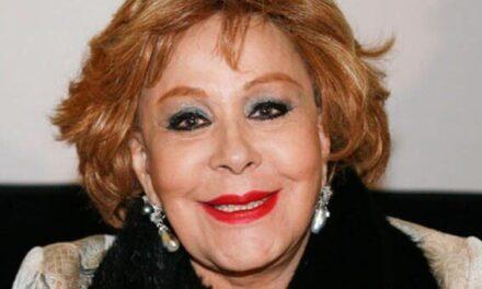 """""""No quiero que me traten como limosnera"""" Silvia Pinal tras perder exclusividad conTelevisa."""