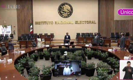 Toman protesta nuevos consejeros del INE para periodo 2020-2029