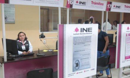Consulta los módulos del INE que entregan credenciales a partir del 3 de agosto