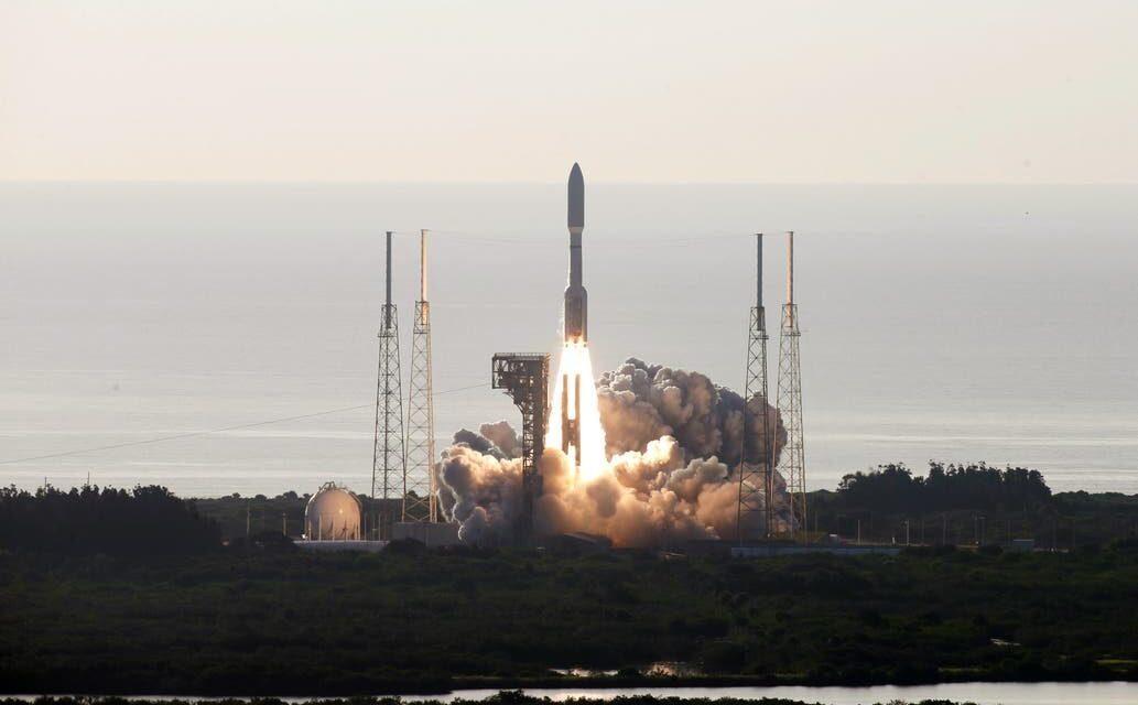 Éxito del lanzamiento de Mars 2020, la misión a Marte más ambiciosa de la NASA