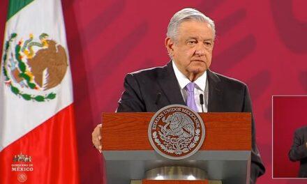 El presidente anunció que se tomó la decisión que los trabajadores al servicio del Estado regresaron a trabajar el 1 de octubre