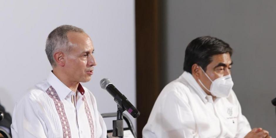 Es más fácil desfogarse en otro, pero los respetamos, dice López Gatell a gobernadores