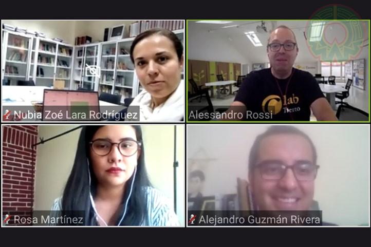 """Estudiantes, académicos y empresarios participaron en la """"Semana de la economía circular más allá de las fronteras"""""""