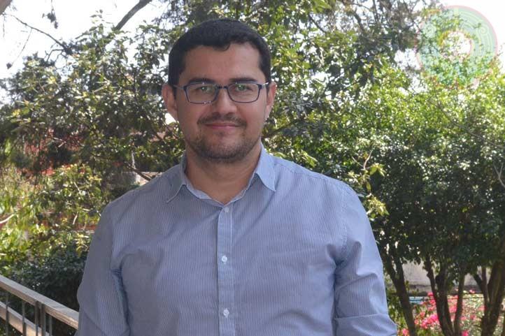 Hubonor Ayala Flores, investigador del IIH-S (foto de archivo)