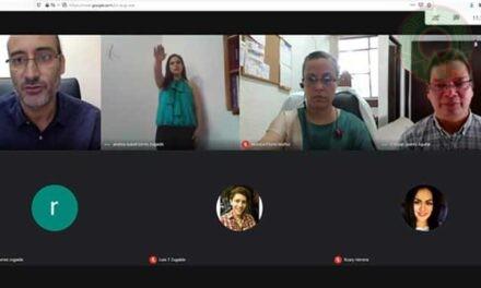 Egresados del Instituto de Ciencias de la Salud se gradúan de manera virtual