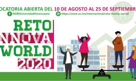 UV invita a académicos y estudiantes al Reto Innova World 2020