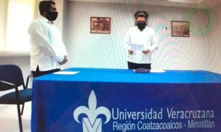 USBI Coatzacoalcos tiene nuevo Director