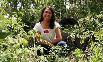 Alumna UV obtiene premio internacional COV-AID de la Red Talloires