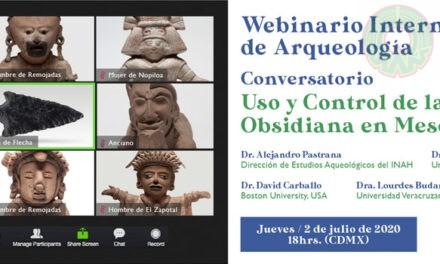 Especialistas de la industria lítica mesoamericana estarán en el WIA