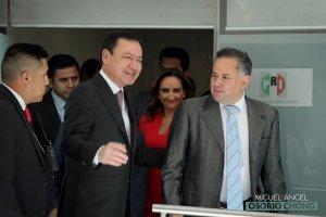 No existe investigación contra Miguel Ángel Osorio Chong: Santiago Nieto