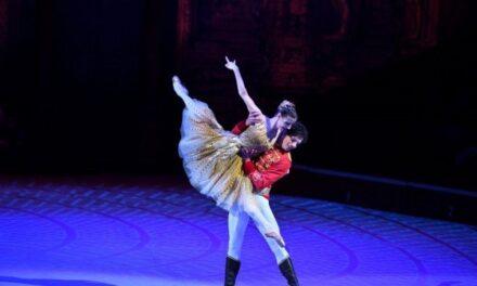 El Ballet Nacional de Inglaterra transmitirá La Cenicienta, el mexicano Isaac Hernández es bailarín principal desde 2015.