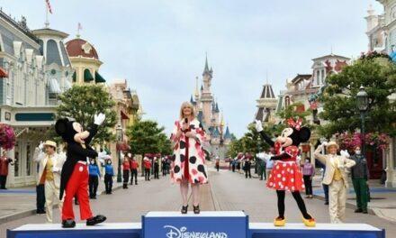 Reapertura de Disneyland París impulsa el turismo en Francia