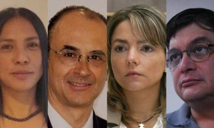 Quiénes son los cuatro nuevos consejeros del INE