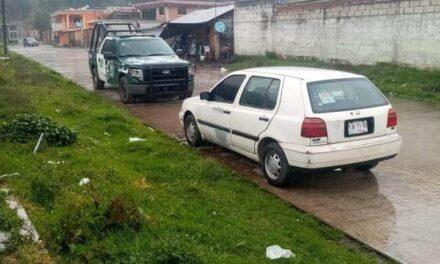 Captura SSP a 7 personas por distintos delitos; asegura 5 vehículos en zona centro