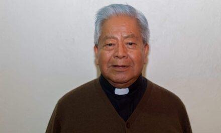 Este lunes falleció el Padre Álvaro Fernández Ávila.