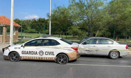 Video: Autoridades frustran secuestro y detienen a 2 en Guadalupe, NL