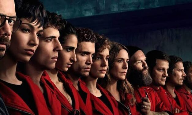 Anuncian quinta temporada de La Casa de Papel; será la última