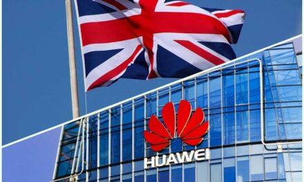 Por presión de Trump, Reino Unido saca la red 5G de Huawei