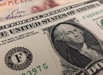 Avanza Peso Frente A Dólar Tras Anuncio De Vacuna Contra Covid-19 En EEUU