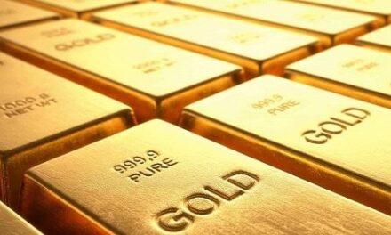 Oro sube a máximos desde septiembre de 2011 y plata a su mayor nivel en 4 años