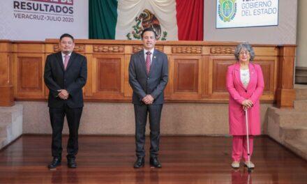 Gobierno estatal expone cambios sustantivos en Veracruz: Presidente del Congreso Local