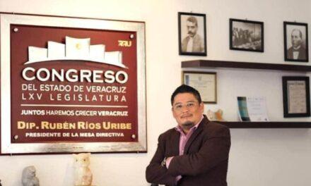 EL PODER DEL PUEBLO  Se salva el IPE. Lic. Rubén Ríos Uribe