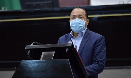 Garantizar ingreso básico universal frente a contingencias sanitarias, pide Diputado